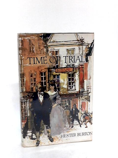 Time of Trial. by Burton, Hester.