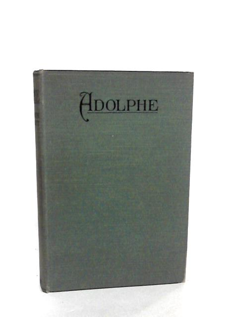 Adolphe by Constant