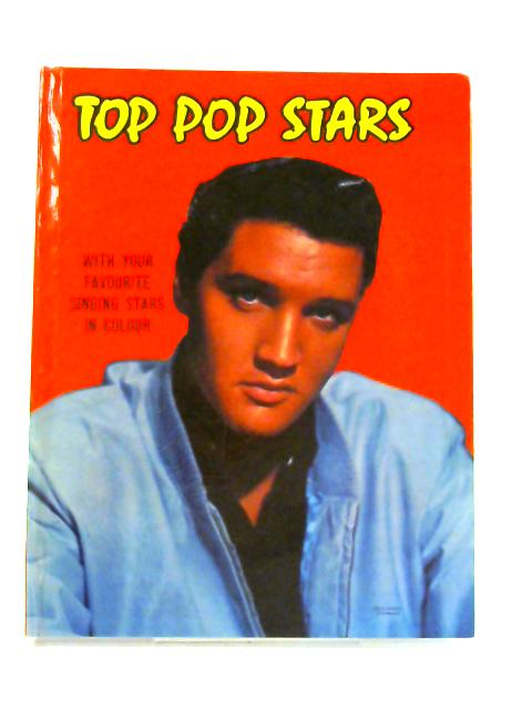 Top Pop Stars by Ken and Sylvia Ferguson (ed)