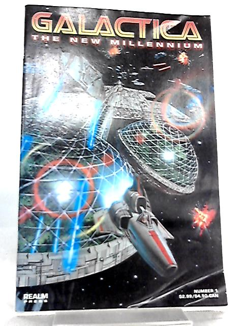 Galactica, The New Millennium Comic Vol 1 No 1 by Various