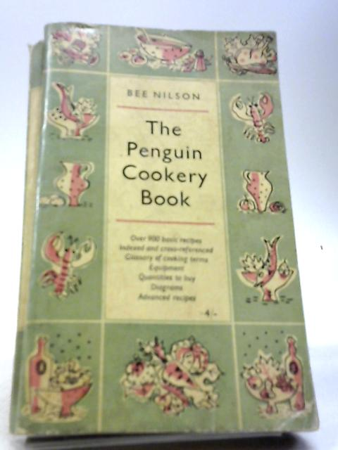 The Penguin cookery book by Nilson, B