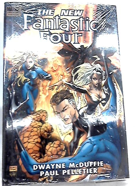 Fantastic Four, The New Fantastic Four Premiere HC By Dwayne McDuffie