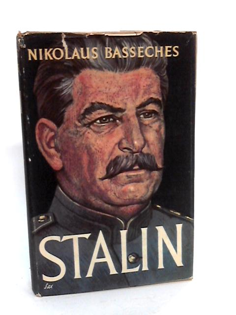 Stalin by Basseches, Nikolaus