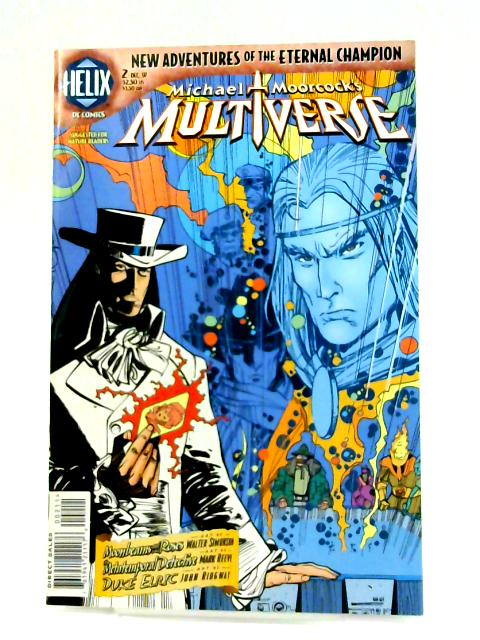 Multiverse: No. 2 By Michael Moorcock