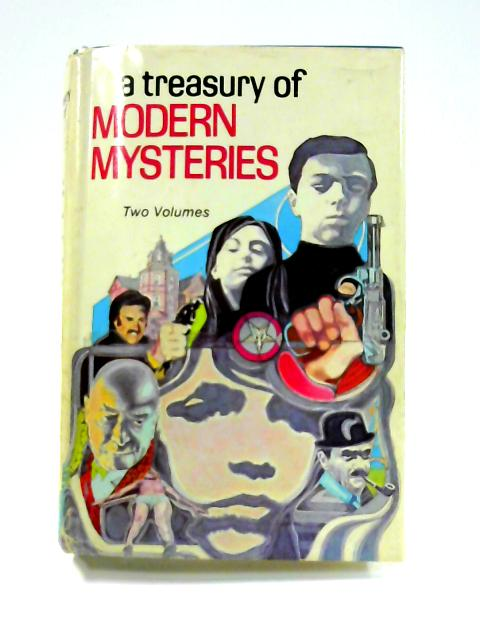 A Treasury of Modern Mysteries: Vol. 1 By Various