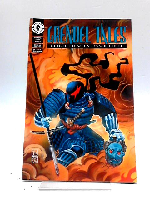 Grendel Tales Four Devils, One Hell (Issue 3 of 6) By Various