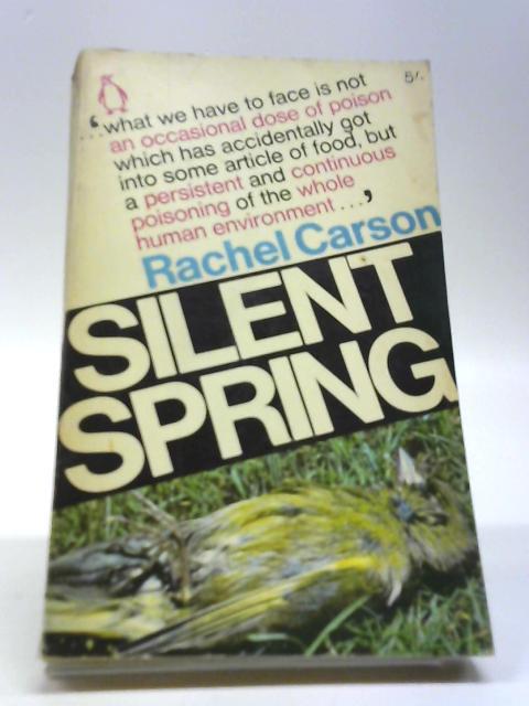 A description of rachel carsons book silent spring