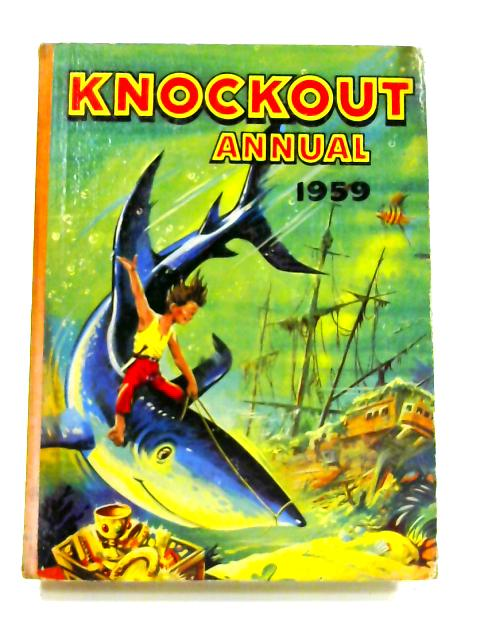 Knockout Annual 1959 by Various