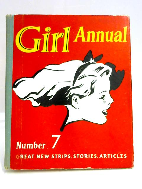 Girl Annual No. 4 by Marcus Morris