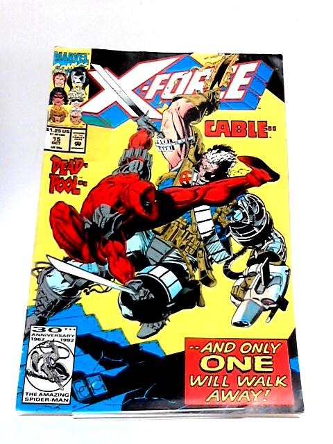 X-Force (Vol 1) # 15 ( Original American COMIC ) by Marvel Comics