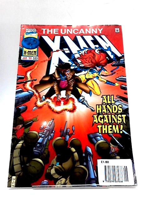 Uncanny X-Men #333 (June 1996) by Marvel