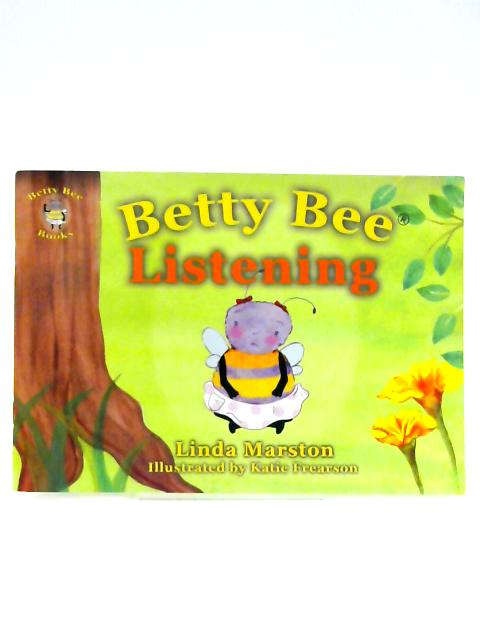 Betty Bee Listening by Linda Marston