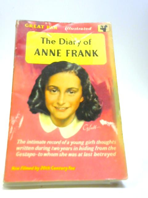 The Diary Of Anne Frank by Frank, Anne.