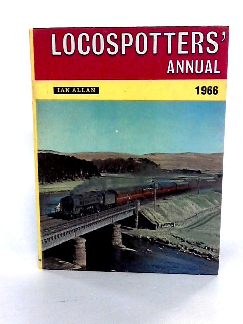 Locospotters Annual 1966 By Various