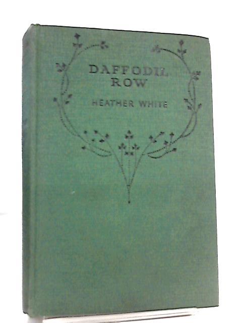 Daffodil Row By Heather White