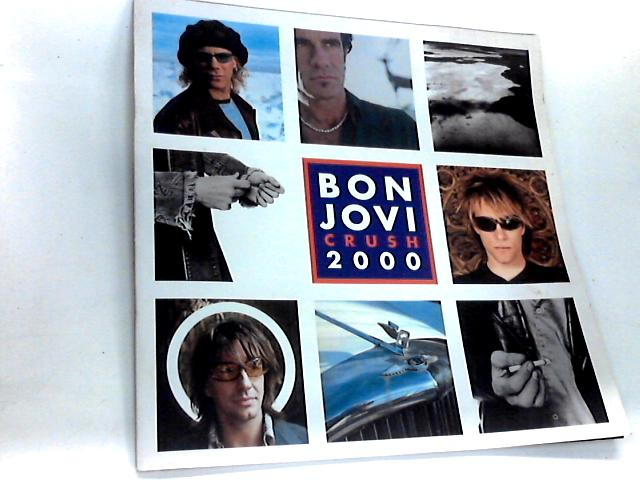 Bon Jovi CrushTour Programme 2000 by Unknown