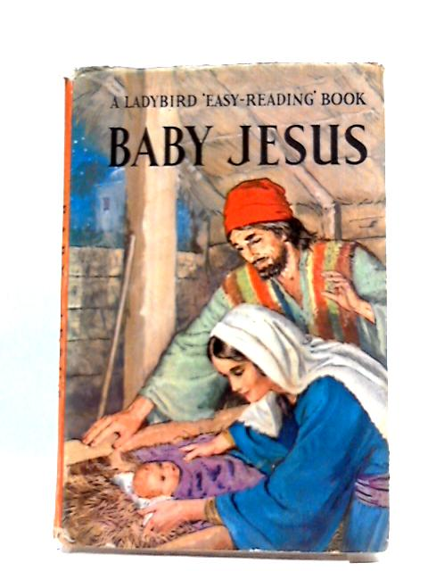 Baby Jesus Ladybird 'Easy Reading' Book by Hilda I. Robson