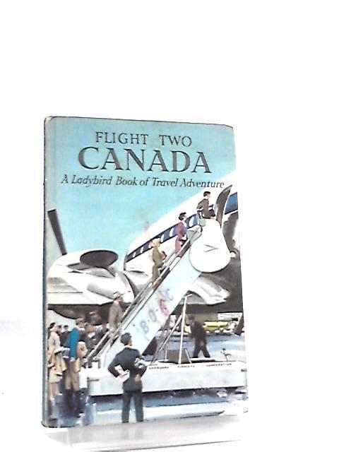 Flight Two Canada by David Scott Daniell