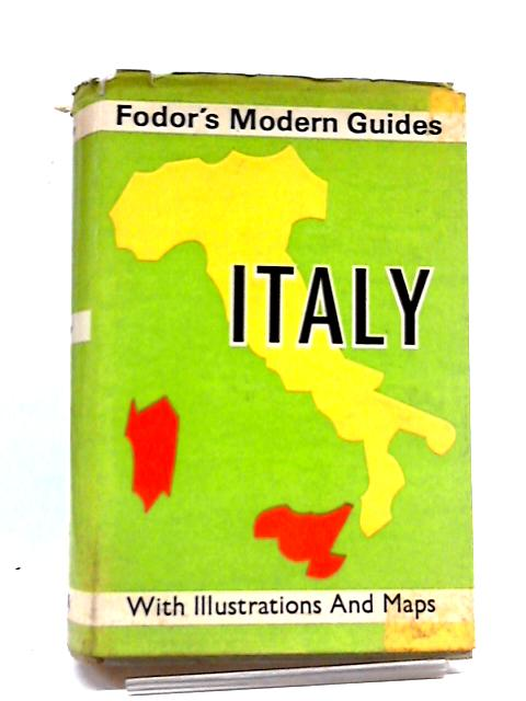 Italy - Fodor's Modern Guides by Eugene Fodor