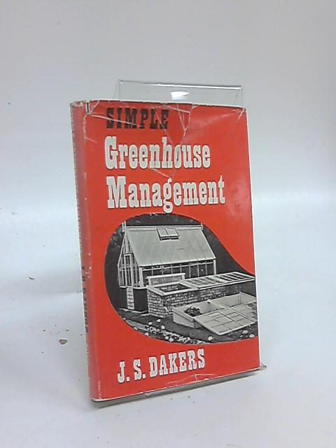 Simple Greenhouse Management by James Silver Dakers
