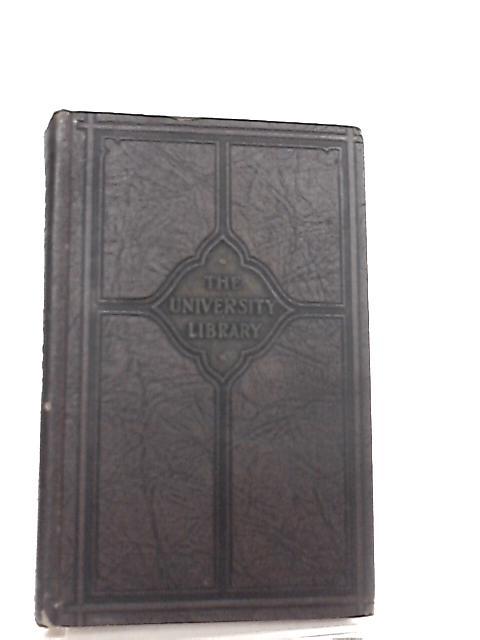 The University Library Volume XXIII by John Huston Finley