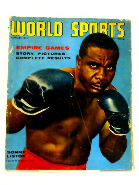 World Sports Magazine: Jan 1963 By Various