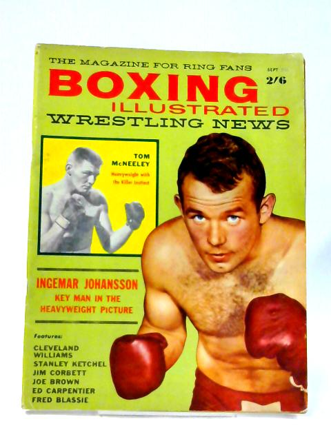 Boxing Illustrated Wrestling News: Sept 1961 By Anon