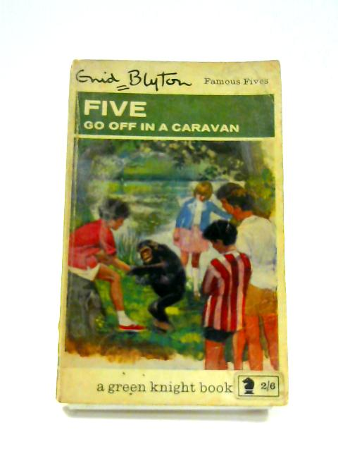 Five Go Off Again by Enid Blyton