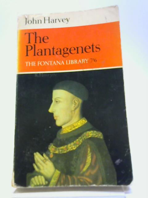 The Plantagenets by John Harvey