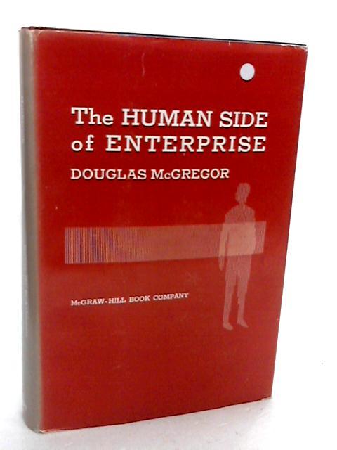 Human Side of Enterprise by McGregor, Douglas