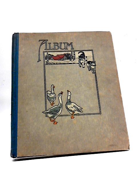 Grey Pictorial 1920's Scrapbook by Unknown