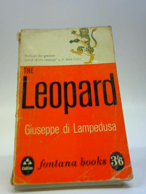The leopard by Tomasi di Lampedusa, Giuseppe