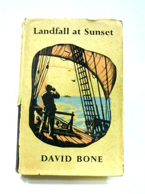 Landfall at Sunset by David Bone