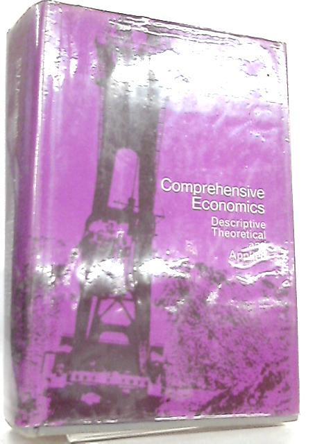 Comprehensive Economics By B. V. Marshall