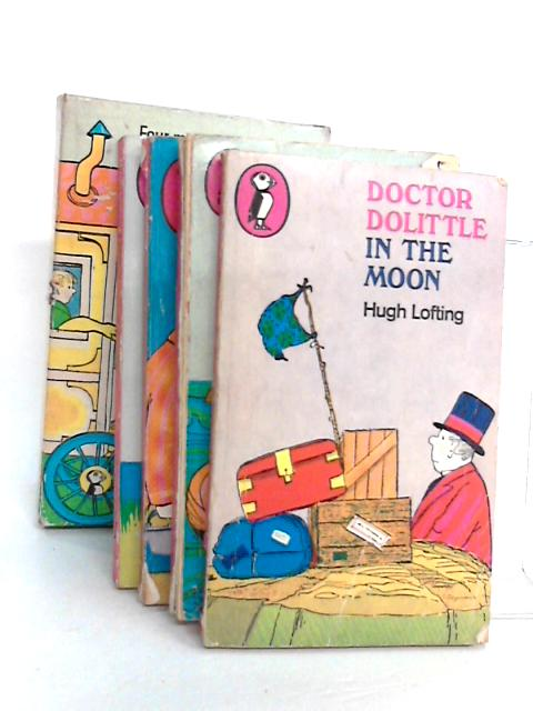 Four More Adventure of Doctor Dolittle by Hugh Lofting by Hugh Lofting