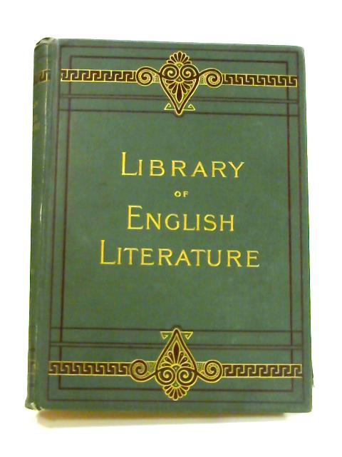 Library of English Literature: Vol. II Illustrations of English Religion by Henry Morley