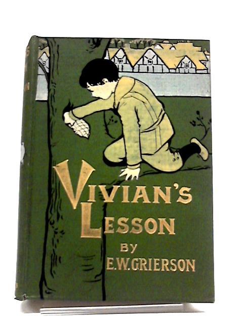 Vivian's Lesson by Elizabeth Grierson