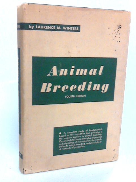Animal Breeding by Winters L