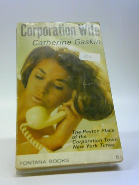 Corporation Wife (Fontana Books) by Catherine Gaskin