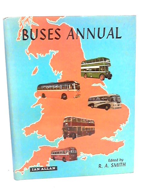 Buses Annual 1964. by Smith, R A (ed).