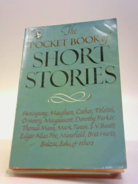 The Pocket Book Of Short Stories by M.E. Speare, Ph.D.