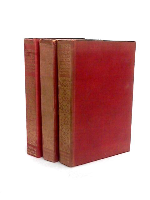 History of England Three Volumes by Lord Macaulay