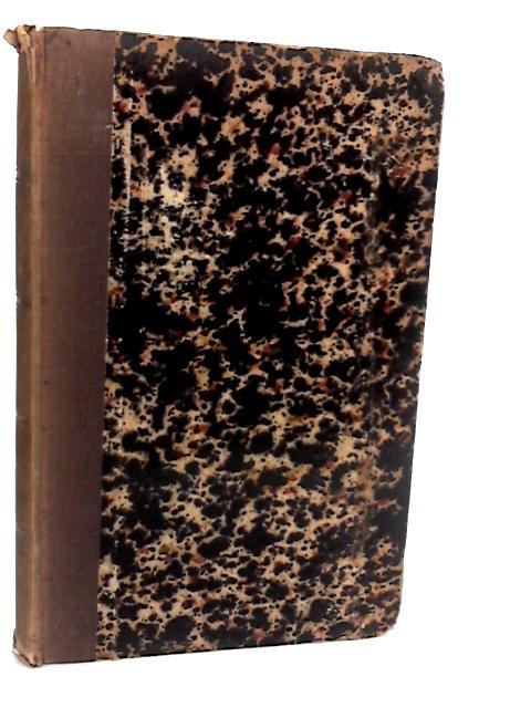 Gajus Plinius Secundus naturgeschichte volume 3 (?) Dritter by Christian Friedrich Lebrecht Stradt