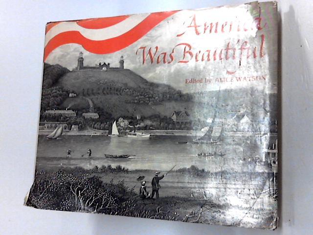 America Was Beautiful by Alice Watson