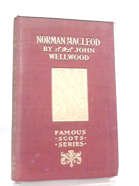 Norman Macleod by John Wellwood