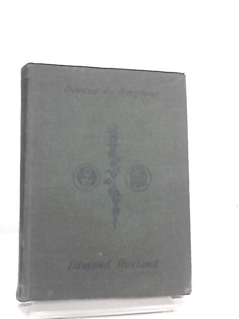 Cyrano de Bergerac by Edmund Rostand
