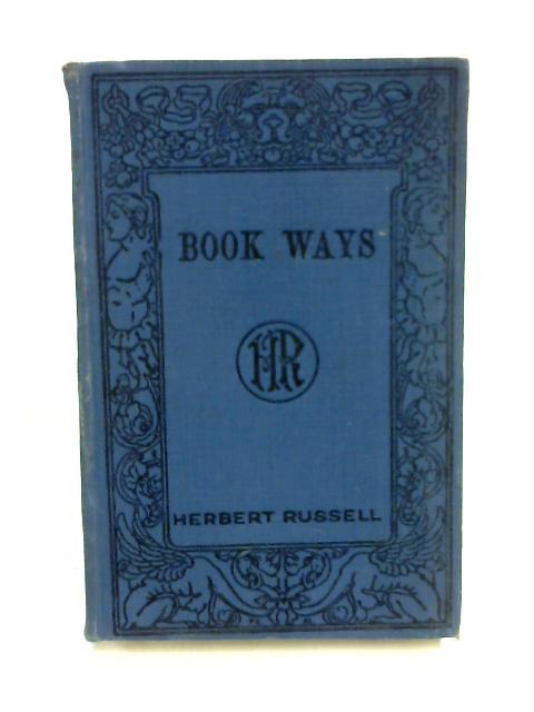 Book Ways by Edith Kimpton
