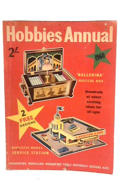 Hobbies Annual 1960 by Unknown