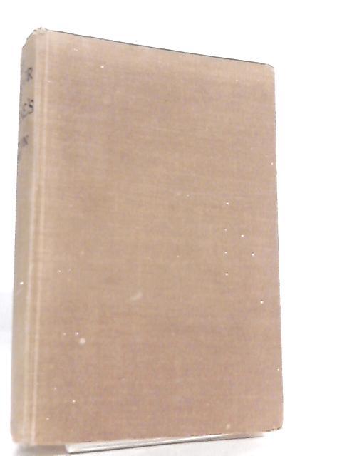 The Honour of St. Dene's, etc by William Edward Stanton Hope