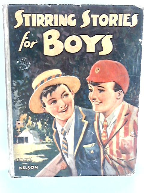 Stirring Stories for Boys by Judd
